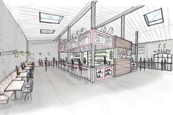 Bembridge Food Hall, Isle of Wight