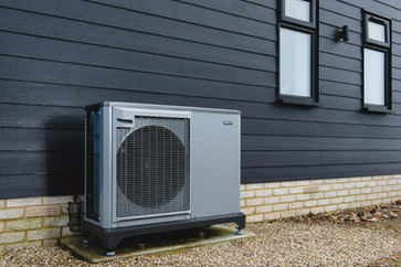 Air Source Heat Pump - Sustainability.jp