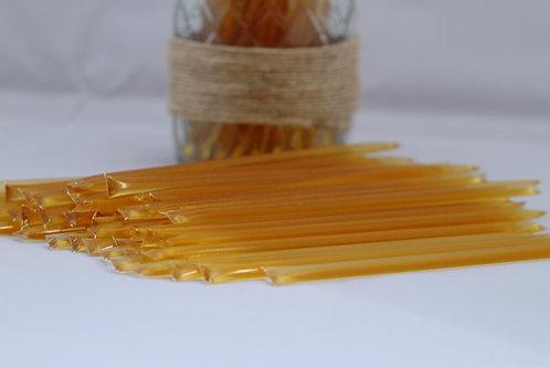 25 Honey Straws