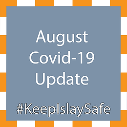 August Covid-19 Update