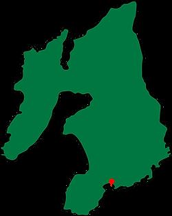 Tigh Cargaman Map Location