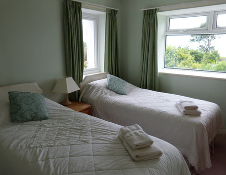 Stables Cottage, Tigh Cargaman - Twin Room - Holiday Homes Islay.jpg