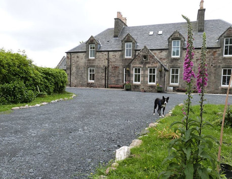 The Dower House - View from Drive