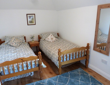 The Dower House - Twin Room