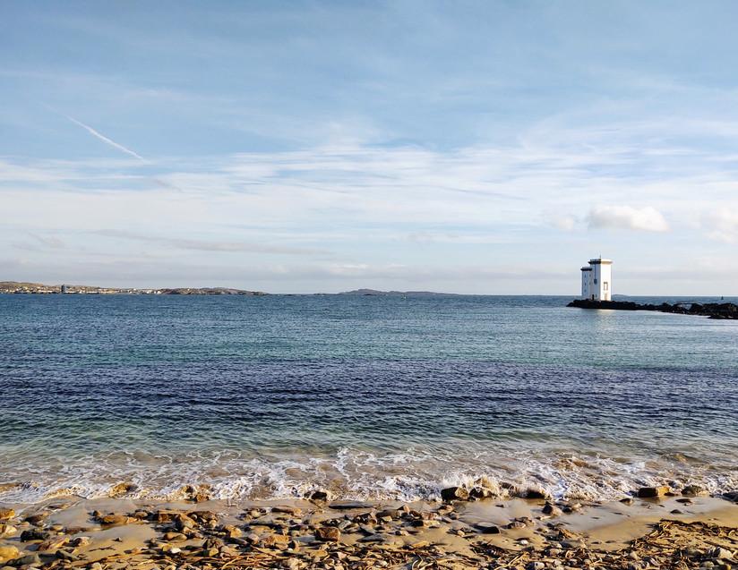 Carraigfhada Lighthouse