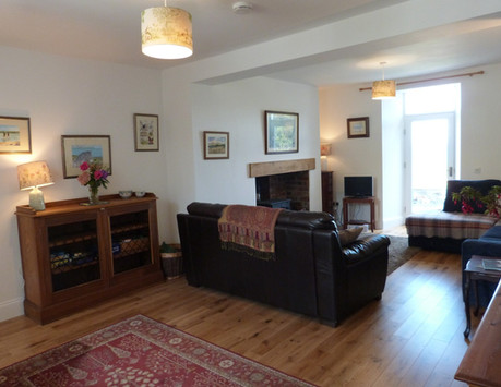 The Dower House - Living Room