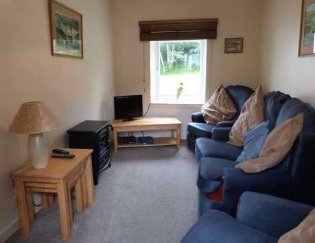 Old Cottage, Tigh Cargaman - Living Room - Holiday Homes Islay.jpg