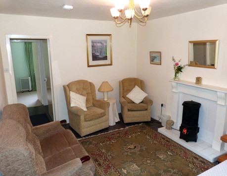 Stables Cottage, Tigh Cargaman - Living Room 2 - Holiday Homes Islay.jpg