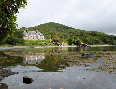The Dower House - View from Water