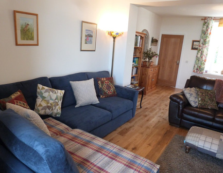 The Dower House - Sitting Room