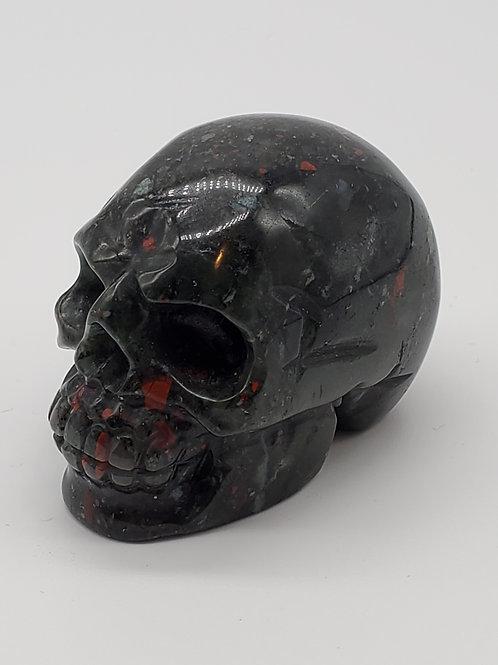 Dragons Blood Mini Skull