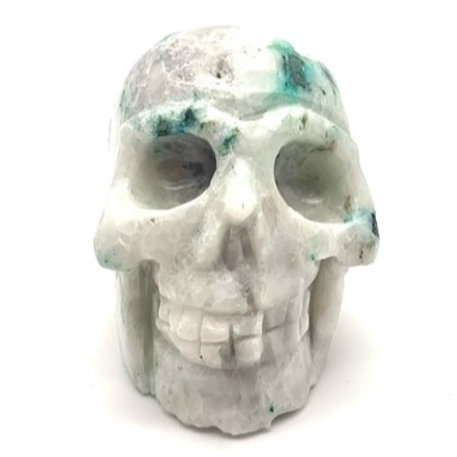 Phoenix Stone Skull