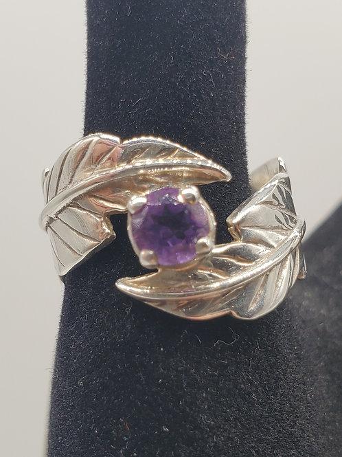 Lightness Amethyst Ring