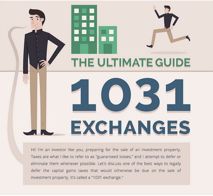The Ultimate Guide 1031 Exchanges