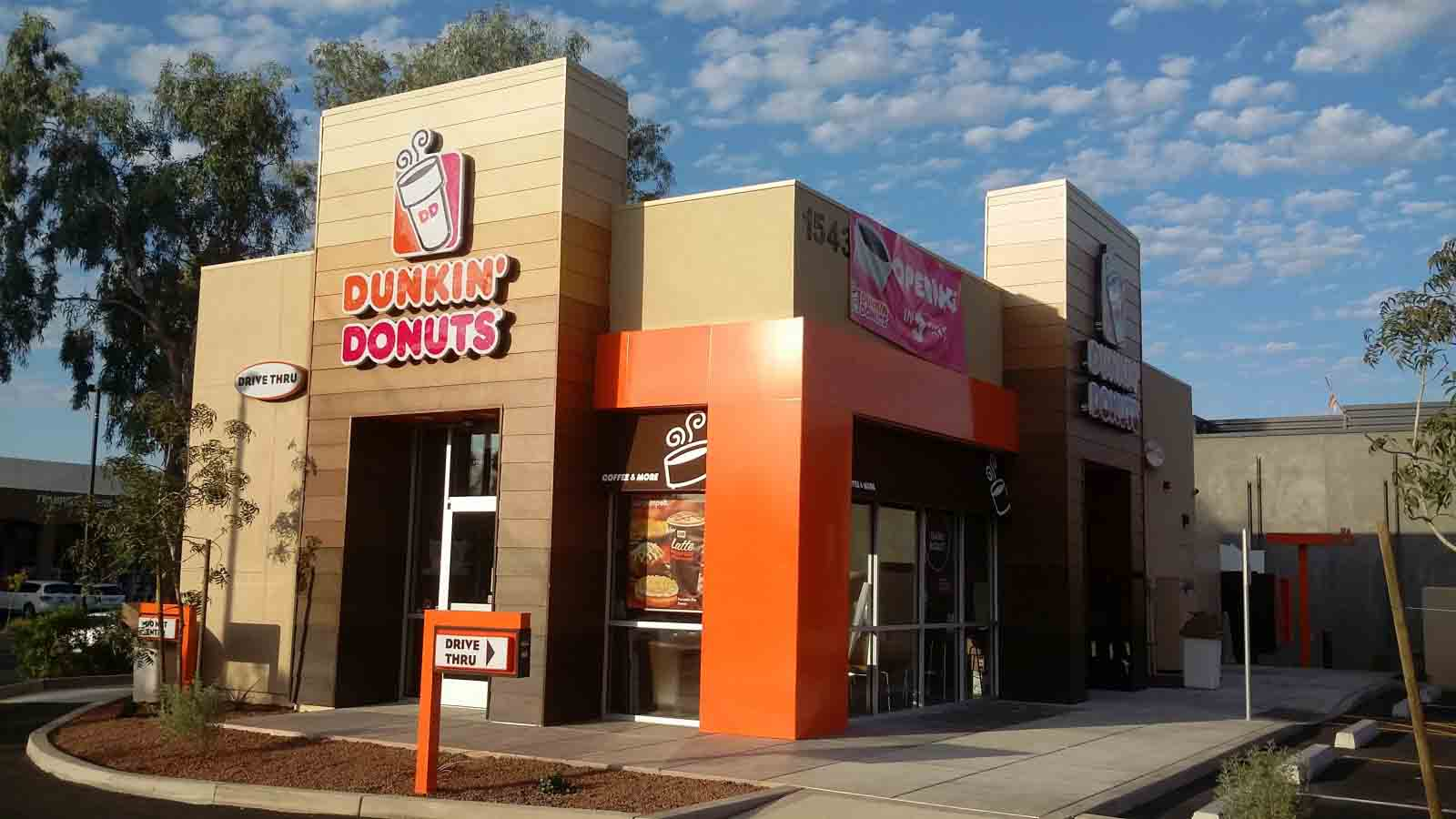 Dunkin Donuts - NJ