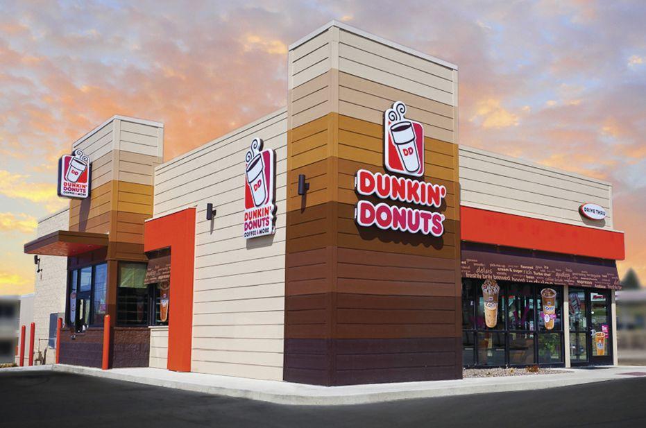 Dunkin Donuts - New York