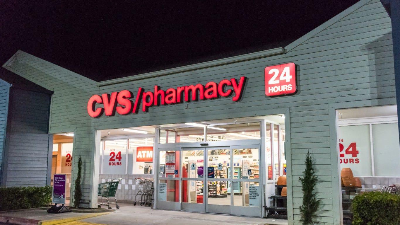 CVS - New Jersey