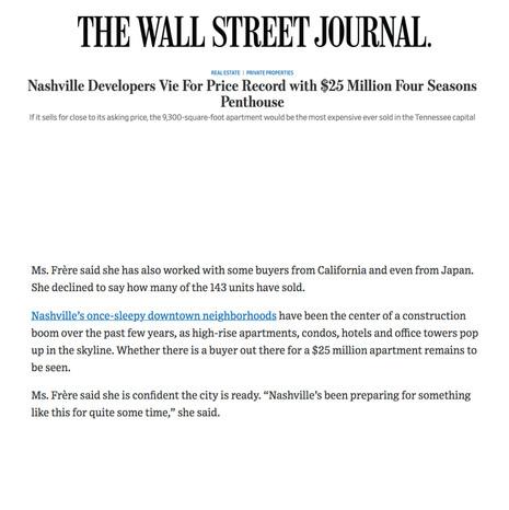 https://www.wsj.com/articles/four-seasons-nashville-penthouse-asks-25-million-11612195702