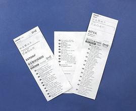 Вшивная этикетка Tyvek® для Ikea