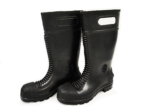 Molded Rubber Boots BTR ™with Slots for Hands