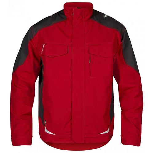 Куртка летняя красно/серая