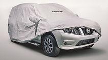 Защитные чехлы Тайвек для авто CoverRus™