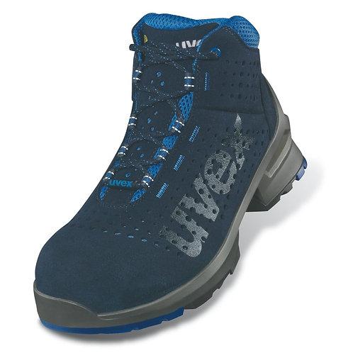 Защитные ботинки uvex