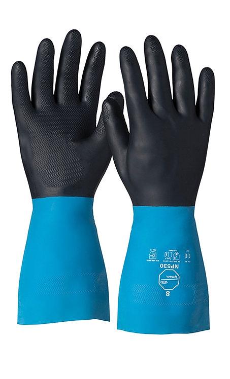 Перчатки Tychem® DUPONT™ Neoprene® NP530