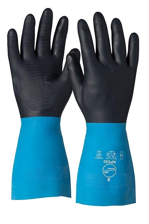 Gloves Tychem® DUPONT ™ Neoprene® NP530
