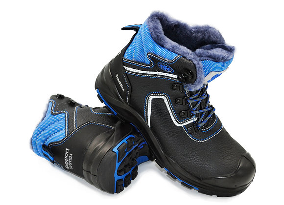 Winter High Boots