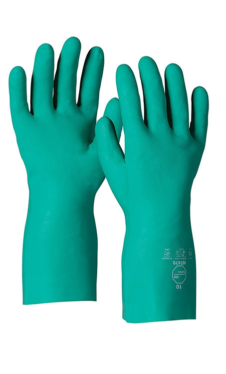 Перчатки DUPONT™ Tychem® Nitrile® NT470