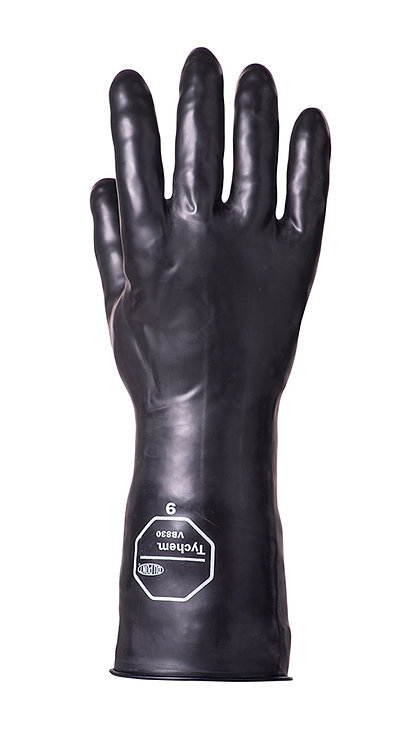 Gloves Tychem® Viton™ Butyl® VB830