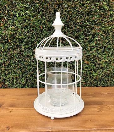 Medium Sized Table Top Birdcage