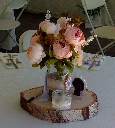 Pink Peony Flower Bouquets