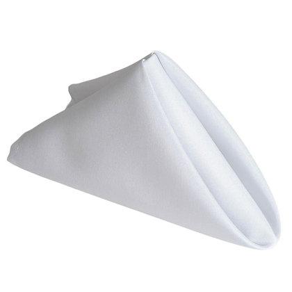 White Polyester Napkins