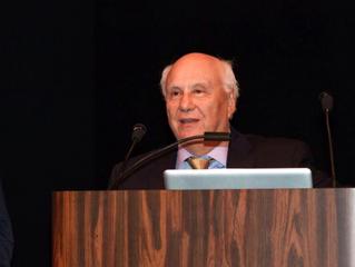 Richard Lublin, Major Sponsor of the International Film Festival in Naples Florida, Presents Awards