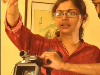 Indrani Chakrabarti - Filmmaker and National Award Winner