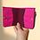 Thumbnail: Bohomia Pocket Wallet (Wine & Hot Pink)