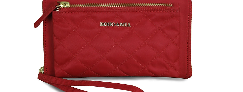 Wanderer RFID Wallet (Red)
