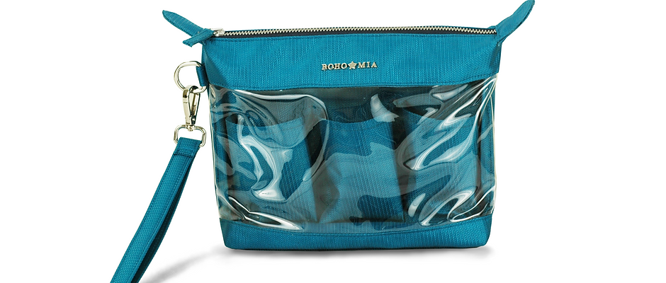 Find Easy Travel Pouch Blue