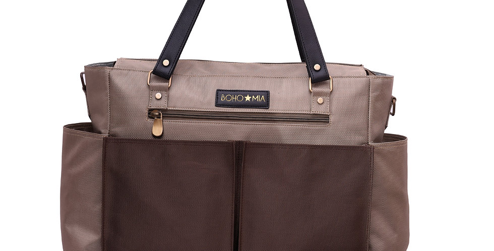Bohomia Classic In Beige And Brown