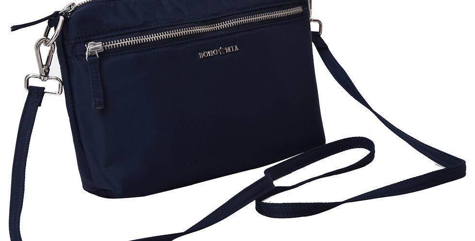 Be-Right-Back(BRB)- Navy Blue : Crossbody/Sling Bag