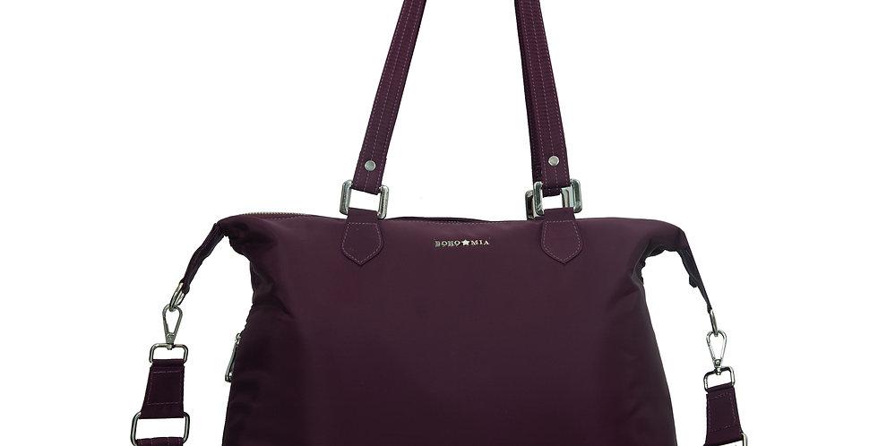 Everyday Work Bag In Purple