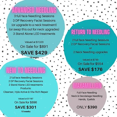 [Original size] Advanced Needling Packag