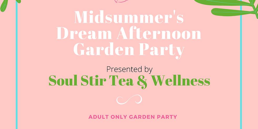 Midsummer's Dream Afternoon Garden Party