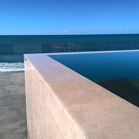 The Ocean Lap Pool