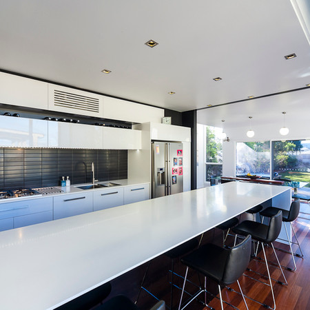 The Tuxedo Kitchen