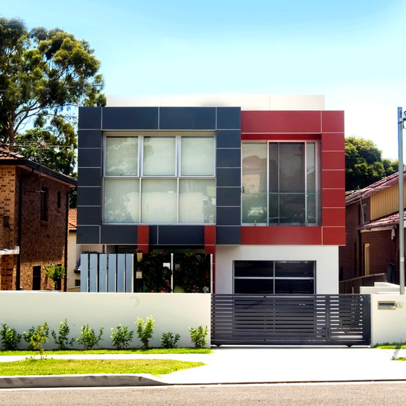 The Cube House
