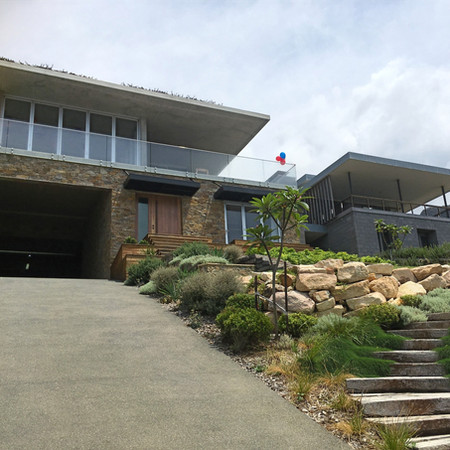 The Sea Cliff House