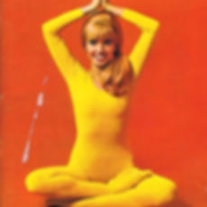 She's got #happytoes__#iambliss_#yoga_#r